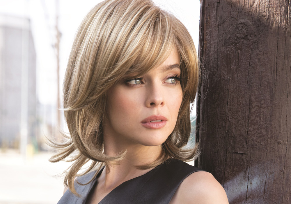 Hi Fashion Kourtney Spring Honey Synthetic Wig