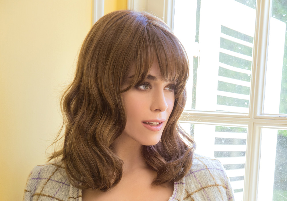 Ryder Light Chocolate Amore Wigs